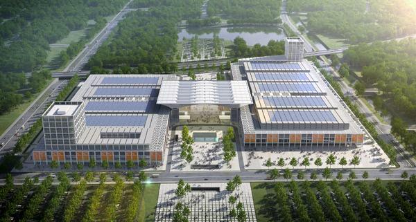 中国红岛国际会展中心协筑使用案例-协筑