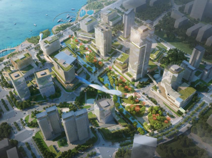 基于BIM的轻量化协同平台助力思科智慧城项目跨方协同管理-协筑